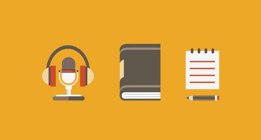 Content Marketing Prepare for Podcast