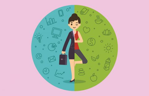 Work life balance lead to higher productivity