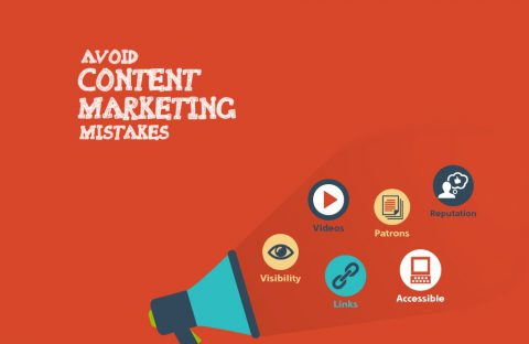 Avoid Content Marketing Mistakes
