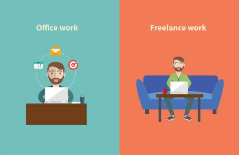 Freelancing vs. Full-time Job