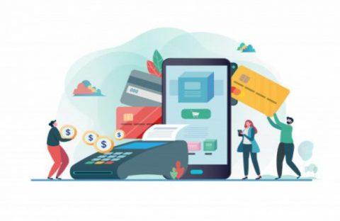 credit card transaction processing
