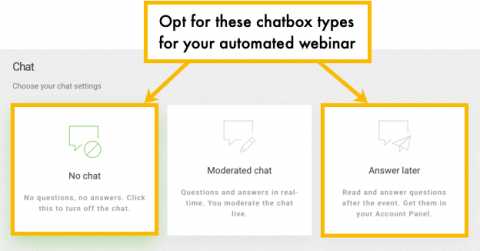 how to use webinars as a sales strategy