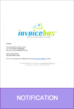 Notification that the invoice has been viewed