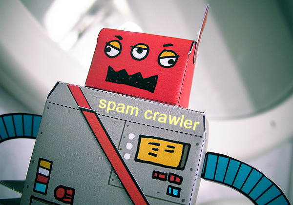Spam Crawler
