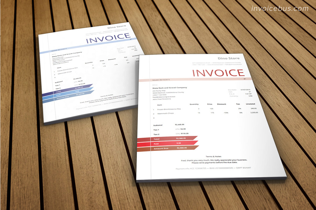html invoice template morry